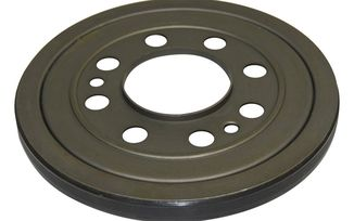 Rear Crankshaft Oil Seal (5066756AA / JM-03598 / Crown Automotive)