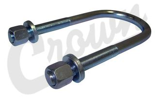 U-Bolt (Heavy Duty) CJ & YJ (8130369hd / JM-05574 / RT Off-Road)