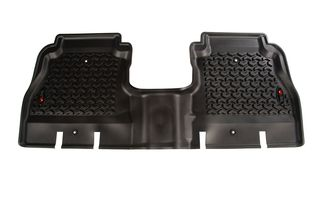 All Terrain Floor Liner, Rear, JL 4 Door (12950.48 / JM-03918 / Rugged Ridge)