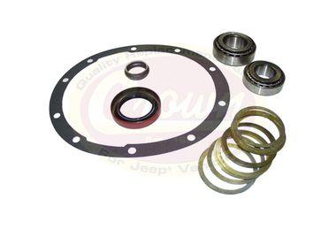Pinion Bearing Kit, Dana 35 (D35PBK / JM-00797 / Crown Automotive)