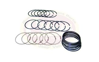Piston Ring Set Standard (4.0L) (4798878 / JM-00019 / Crown Automotive)