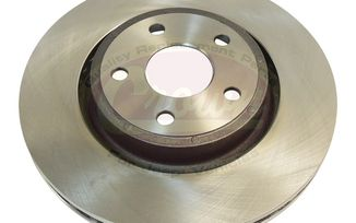 Brake Rotor (Front) 350mm, WK2 (68035012AB / JM-02105 / Crown Automotive)