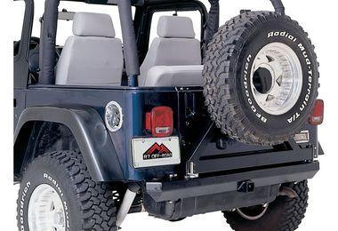 Roll Bar Pad Kit (Black Denim) (RB10115 / JM-03199 / RT Off-Road)