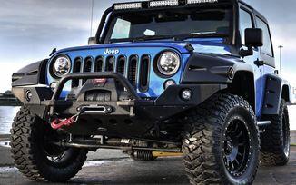 Rockwell Package, Jeep Wrangler JK (JM-02994)
