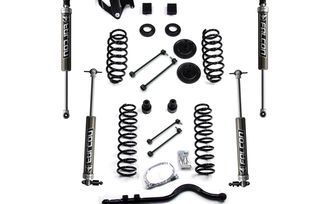 "3"" Lift Kit w/ Falcon 2.1S Shocks, JK 4 Door (1151260-F2.1 / JM-04161 / TeraFlex)"
