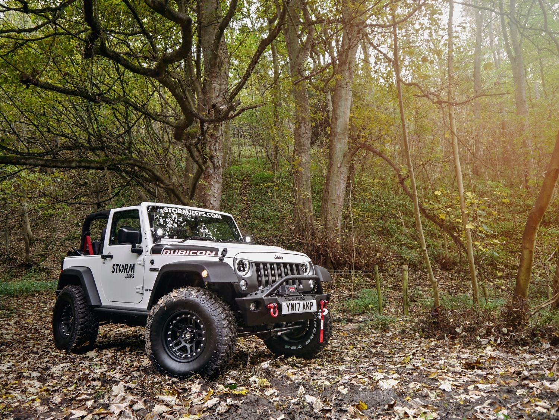 Storm Jeeps 19 2017 Jeep Wrangler Rubicon Recon 2 Door 3 6l V6