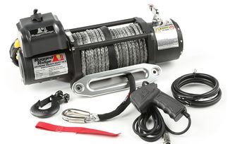 Rugged Ridge Spartacus 10,500 lbs Performance Winch (15100.41 / JM-02838 / Rugged Ridge)
