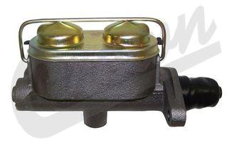 Brake Master Cylinder (J8126737 / JM-00509 / Crown Automotive)