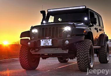 SOLD - Jeep Wrangler Rubicon 3.6 V6 2016 (V6 AEV)