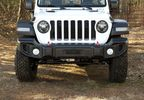Front Recovery Bumper, Spartacus, JL (11544.21 / JM-04479 / Rugged Ridge)