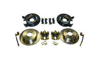 Drum to Disc Conversion Kit (Dana 35) (RT31007 / JM-00462 / RT Off-Road)