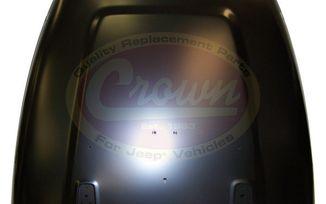 Wrangler Hood (55176594 / JM-00279 / Crown Automotive)