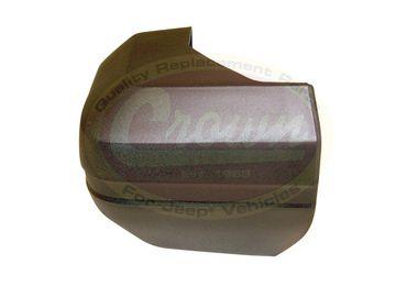 Bumper End Cap, Right, Rear, XJ (84-96) (52000192 / JM-00447 / Crown Automotive)