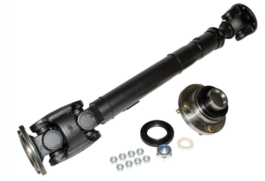 Extreme Double Cardan Front Propshaft Kit, Defender (DA6355 / SC-00217 / Old Man Emu)