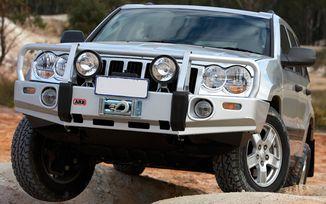 Front Recovery Bumper, ARB Bull Bar, WK (3450130 / JM-02097 / ARB)