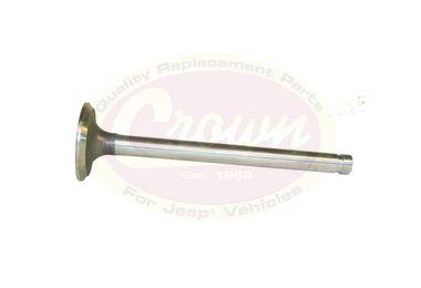 Exhaust Valve (Std) (J3240767 / JM-01278 / Crown Automotive)