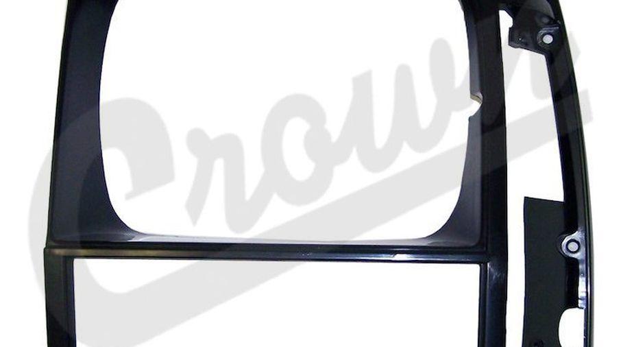 Headlamp Bezel (Left) (55054931 / JM-05164 / Crown Automotive)