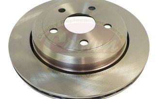Brake Rotor (Rear), Vented, WK2 (68035022AB / JM-02104 / Crown Automotive)
