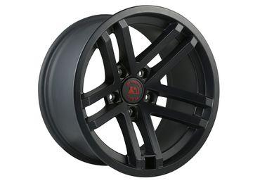 Jesse Spade Wheel, 17X9, Black Satin (15303.90 / JM-02597 / Rugged Ridge)