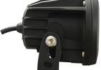 "3.7"" Optimus Round LED Driving Lights x 2 Kit (9141343/xil-opr120k / JM-02538 / Vision X lighting)"