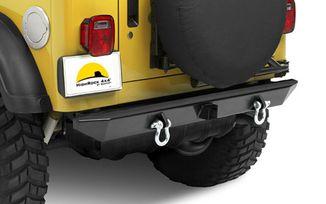 Rear Bumper, HighRock 4x4 (42902-01 / JM-01135 / Bestop)