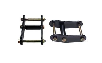 Heavy Duty Greasable Shackle Kit, 2 Piece (YJ & CJ) (RT21049 / JM-01210 / RT Off-Road)