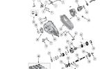 Housing Extension, Rear (83503156 / JM-00623 / Crown Automotive)