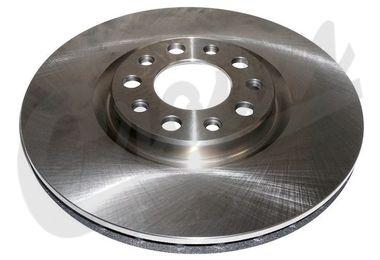 Brake Rotor (Front) (68247974AA / JM-04241 / Crown Automotive)