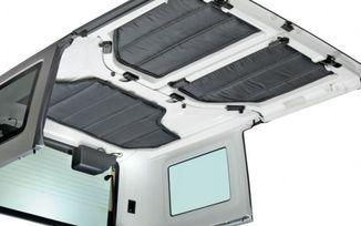 Hardtop Insulation Kit, JK 2 Door, 11-16 (12109.03 / JM-02971 / Rugged Ridge)