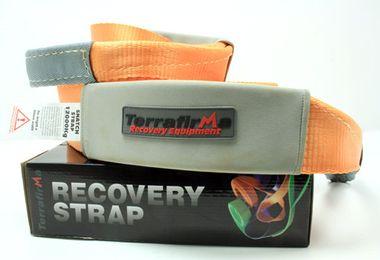 Recovery Strap, 30ft (TFSS11000 / JM-04463 / Terrafirma)
